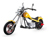 Chinese 500W streel automatic electric motorcycle