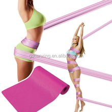 Pull up Yoga Powerlifting Gymnastics Resistance Elastic Exercise Band Set for Crossfit Training