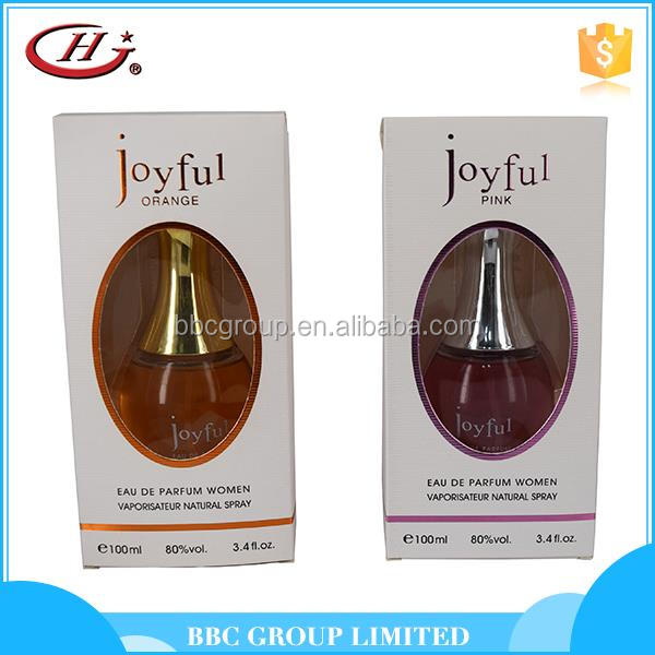 BBC Sexy Garden Series - SG045 Wholesale cheap women brand smart collection fragrance perfume 100ml