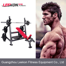 LEEKON LK-9035-20 Hot Sale!!!GYM equipment/Body building fitness equipment incline bench dimensions