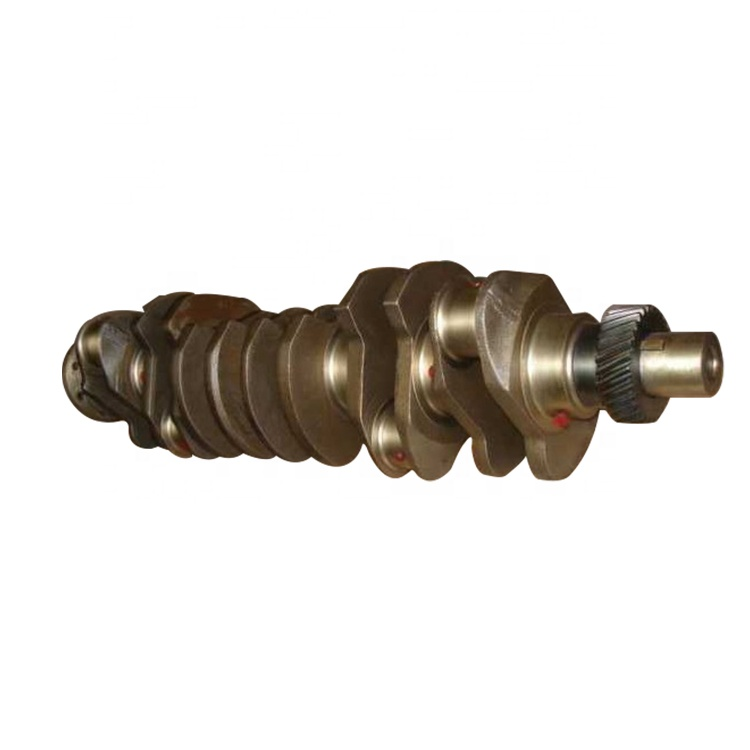 Custom Harden Nitrided Polished <strong>Crankshaft</strong> Price