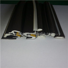 PU foam seals use for Security Door/rubber strip door seal