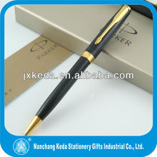 2014 high quality hot selling parker ball point pens