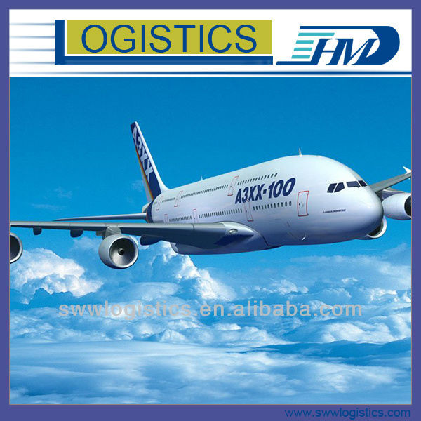Air freight air cargo air shipping service from China to Colombia