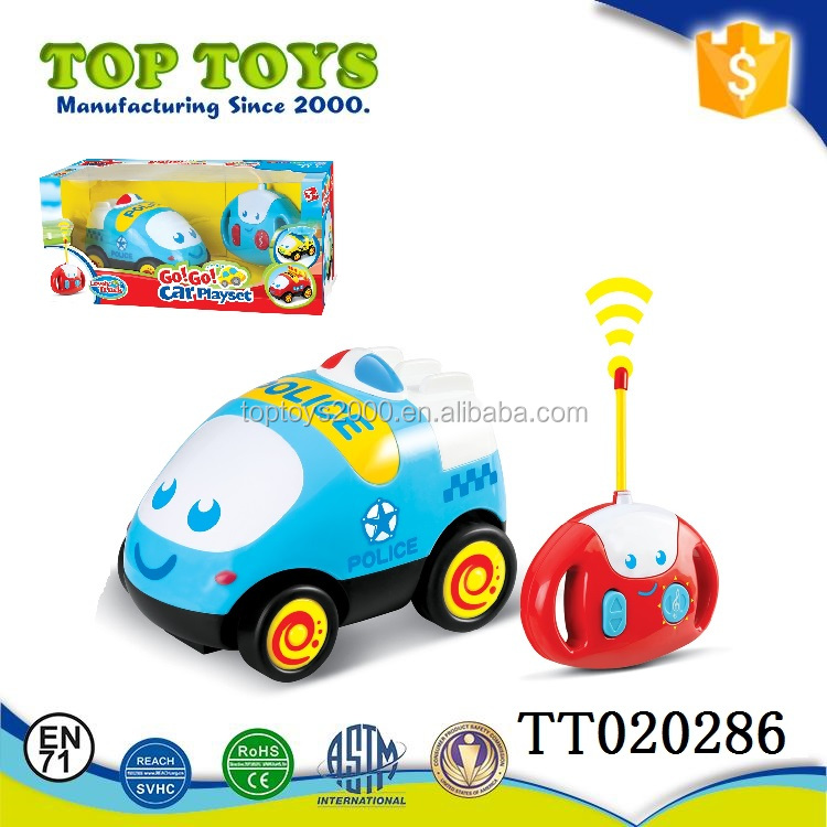 2017 new product super cute remote control cartoon car