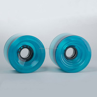 75mm longboard skateboard cruiser wheel