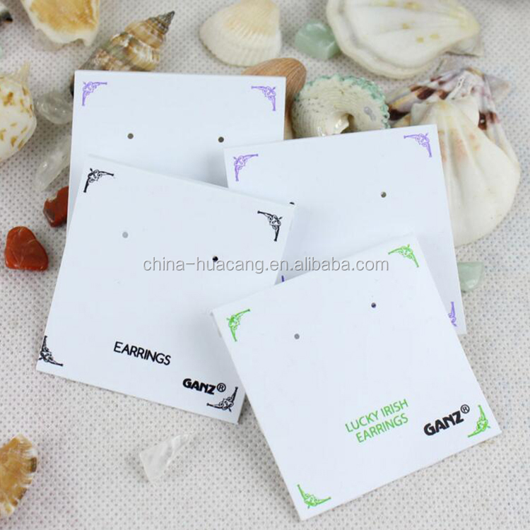 Manufacturing Plastic Earring PVC ID Card In Good Quality PP card