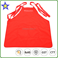 Buy daiso santa apron plastic apron pvc apron kitchen apron in ...