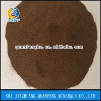 Garnet sand blasting 30/60/20/40 with good price in China