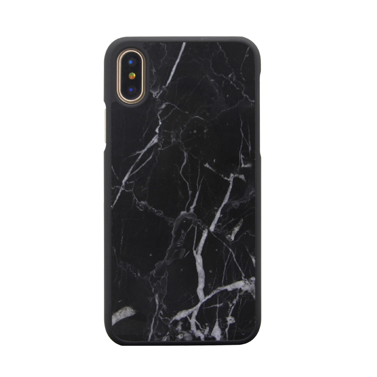 Real marble hard shell case for apple original protective marble phone case for iphone X