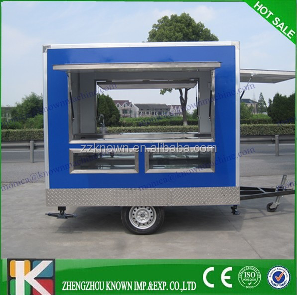 crepe carts for sale;Food service cart