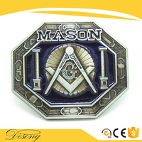 DSC05463 Hot sales design metal western mason belt buckles for sale