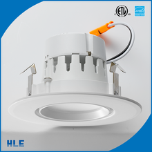 XXX com recessed 3000K gimbal downlight Ra90 10w smd LED Downlight