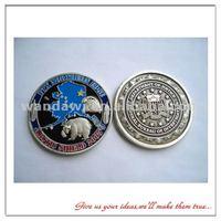 Customized shiny finishing metal pin badge