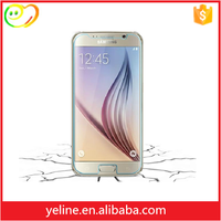 Phone screen protector for samsung s6 soft, screen protector glass for s6