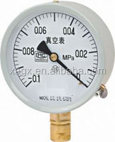 diaphragm air inflator pressure gauge