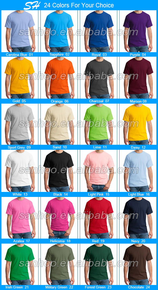 China Factory Wholesale Slim Fit Plain Tshirt Cotton Blank White T Shirt For Men
