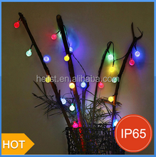 20 LED twinkle Christmas Solar String Light