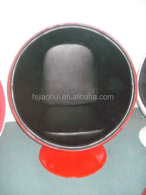 BIG POD BALL EGG CHAIR IN BLACK