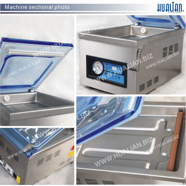 HUALIAN 2017 Vacuum Sealer Machine