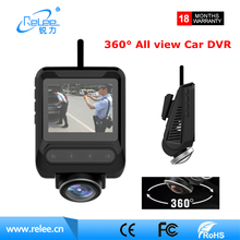 New original 360 wireless car wifi camera recorder fhd 1080p car black box