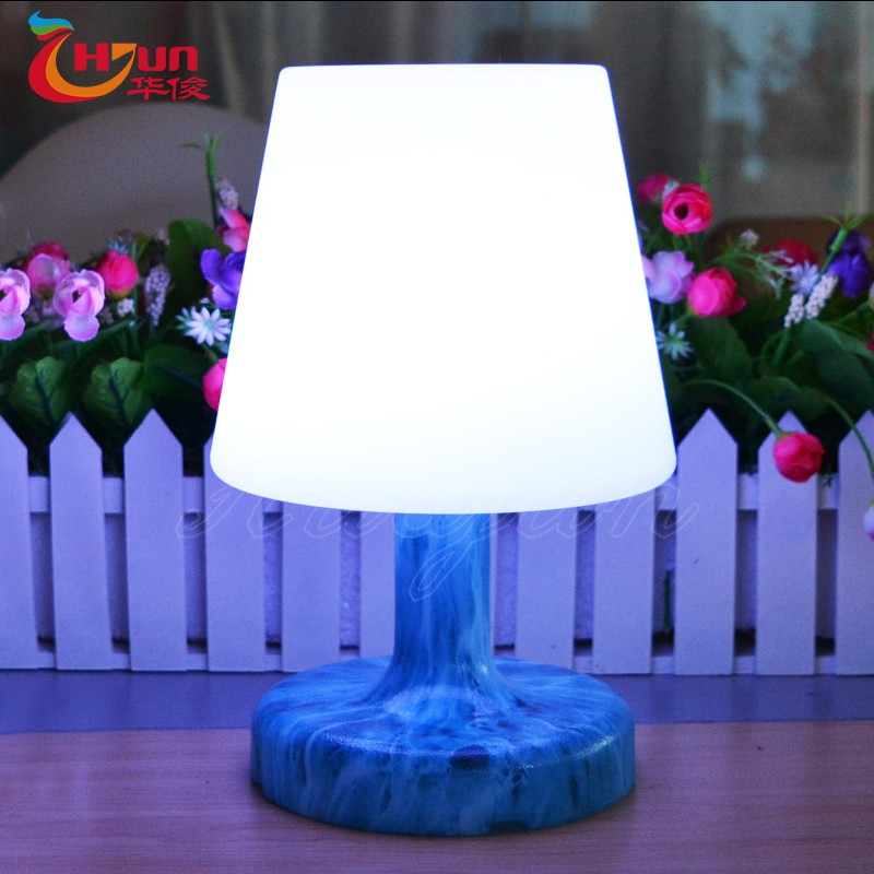 2017 New led light mini lamp /table /desk/ click lamp with factory price