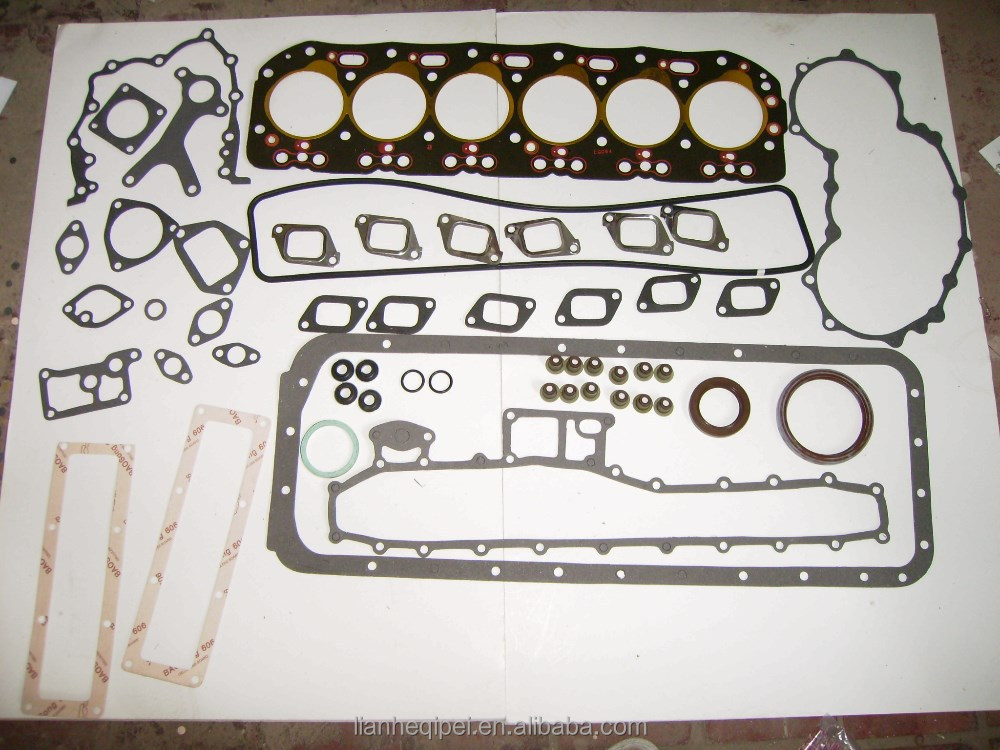 high quality cylinder head gasket kit for TOYOTA 2H