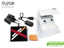 rechargeable battery disposable e cig two piece kits