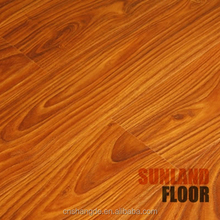 Small Locks Gym Hardwood Sandalwood Laminate Flooring