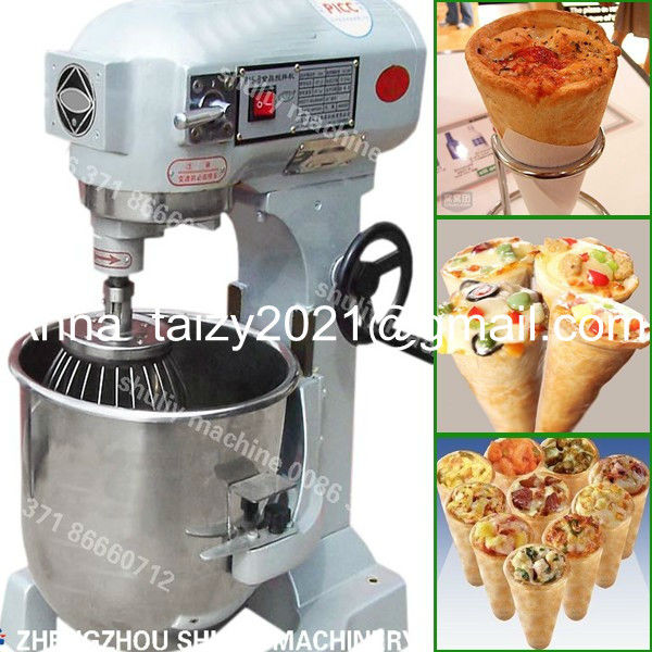 Pizza Making Machine Special in Pizza Hut