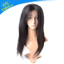 Brazilian unprocessed virgin raw full lace human hair ombre u part wig, non tangle free lace wig,u part human hair wig
