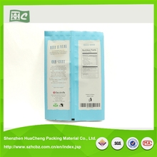3 Side Seal Chips Packaging Poly Bag