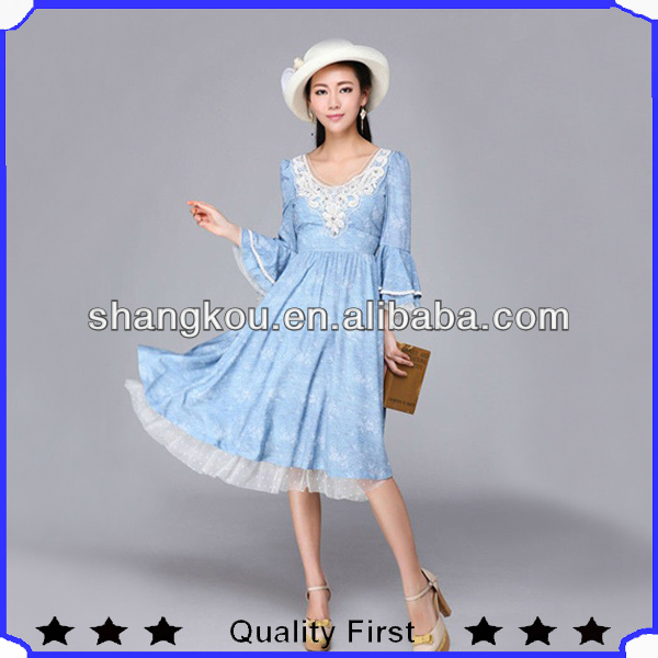 elegant design women clothes 2013 newest sexy women fashion chiffon dresses wholesale ladies casual printed dresses