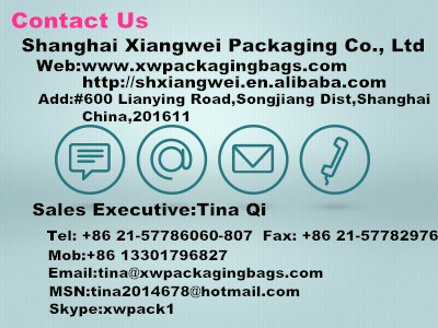 New Colorful Rice paper bag/rice bag with 12 years factory