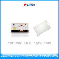 Plastic magnetic stripe cards door access control system