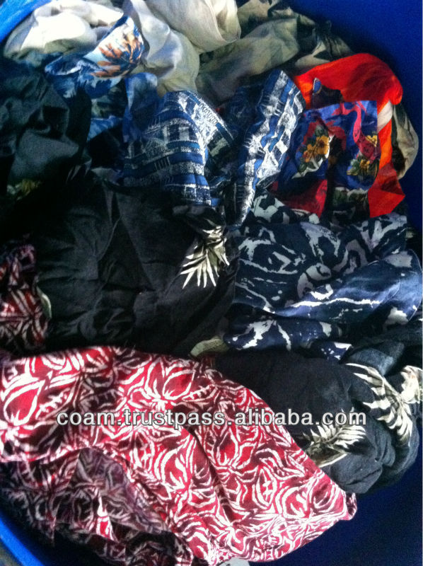 Used Clothing (Hawaiian Shirts)