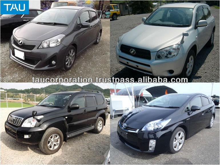 japanese second hand toyota car for sale with a wide variety of models