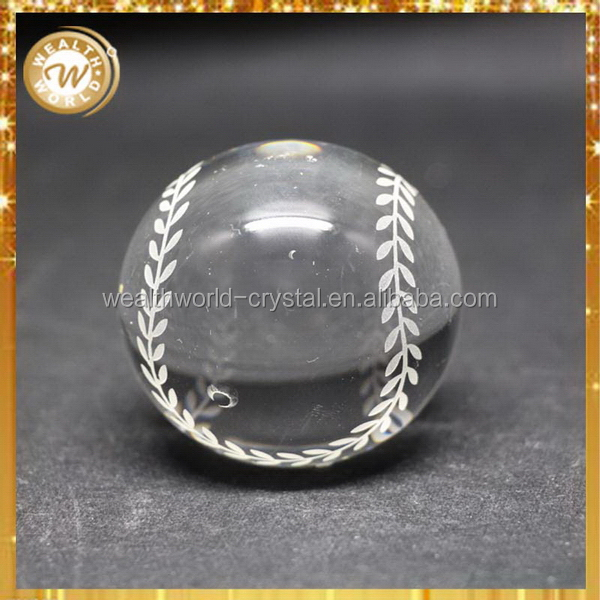 Modern new arrival polished decorative crystal ball