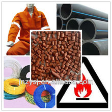 Red phosphorus 1250 mesh clothing masterbatch for anti fire/flame retardant/fire proof functional products red phosphorus
