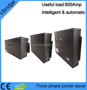 Upgrade 3 Phase industry Electric Power Saver use for Industry