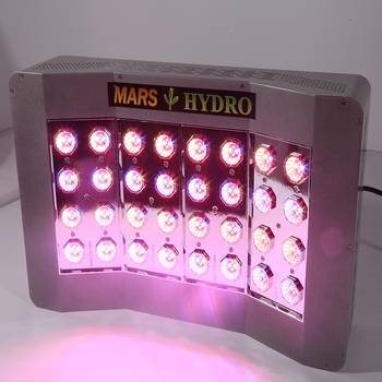 Mars Hydro Mars Pro II 128 Full Spectrum Led Grow Light Lamp Indoor Kit Replace 400w HPS