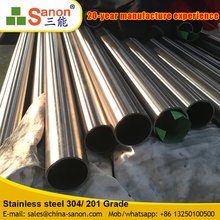Mirror /Satin/Brush Polished Stainless Steel Pipe Manufacturer In Bangladesh