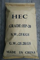 HEC hydroxy ethyl cellulose used in paint