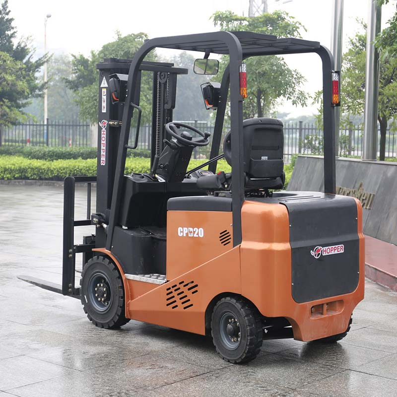 Electric Power Souce and New Condition electric forklift (CPD20E)
