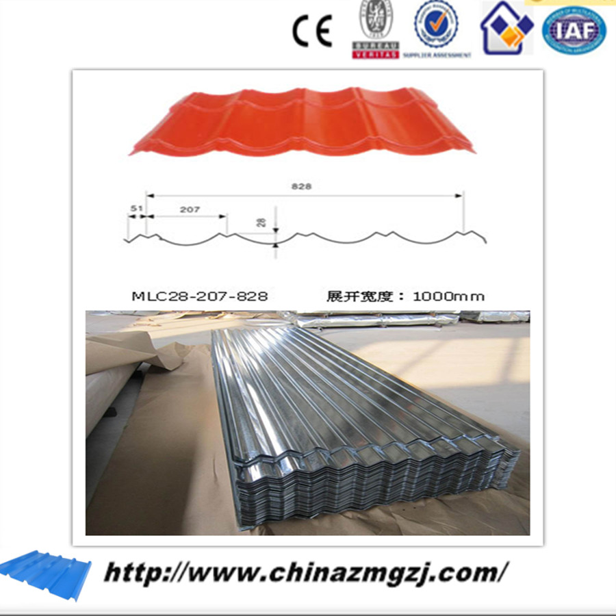 From China Wholesale Low Price Cheap Decorative Sheet Metal Roofs