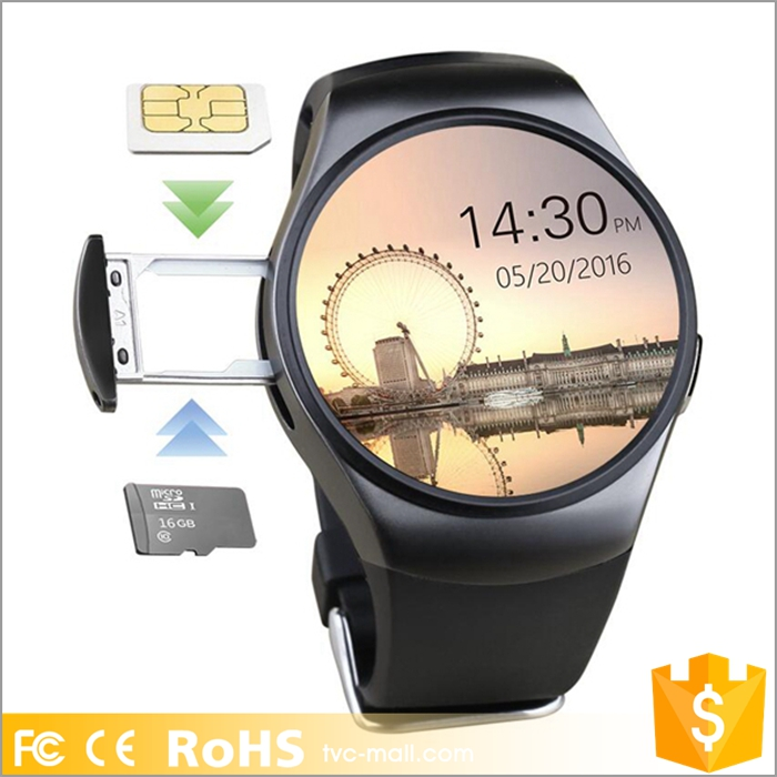 CE ROHS Montre Telephone Bluetooth Smart Watch Phone Wifi Sim Smartwatch Android Smart Watch