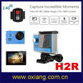 170 HD wide-angle lens underwater 30m Ultra 4K sport Camera with Wi-Fi Remote Control