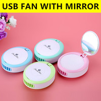 ABS Plastic USB Mini Fan With