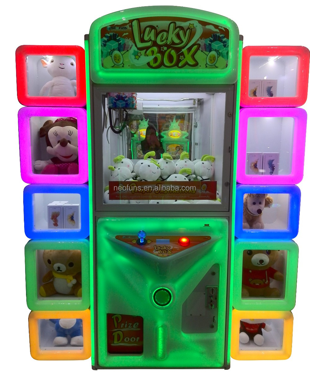 claw machine toys wholesale