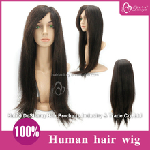 Wholesale unprocessed remy virgin human hair full lace wig,100 percent human hair wigs